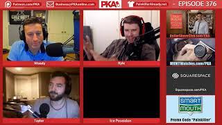 PKA 375.5 - Live Show Announcement, Walking Dead, Wings News