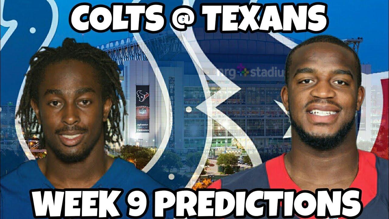 Jacksonville Jaguars vs. Houston Texans: Week 9 live game day blog
