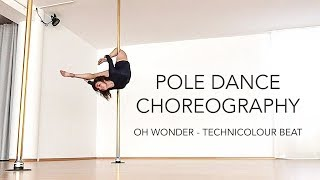 Pole Dance Choreography Oh Wonder / Beginners-Intermediate