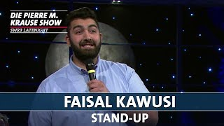 Faisal Kawusi – Stand-up in der PMKS