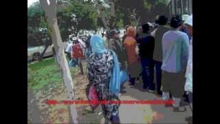 شاهد ماذا يحدث للأمهات في الجزائر 2014 فيديو عن معاناة الشعب الجزائري
