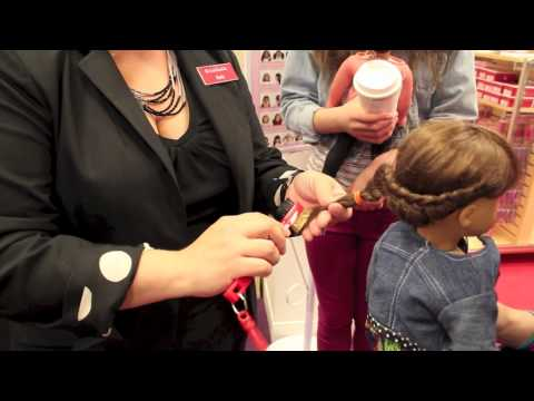 American Girl Doll Hair Care Tips And Advice From Employee!