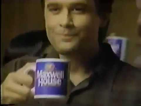 Maxwell House ad, 1990