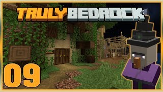 Truly Bedrock S0 EP9 : Lizard Inc Logging and Geraldine ...  [ Minecraft, MCPE ]