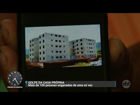 Golpe da casa própria faz mais de 150 vítimas no Espírito Santo | Primeiro Impacto (26/10/17)