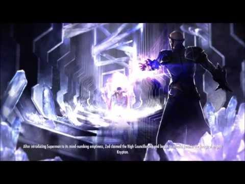 Injustice: Gods Among Us - Zod's Ending
