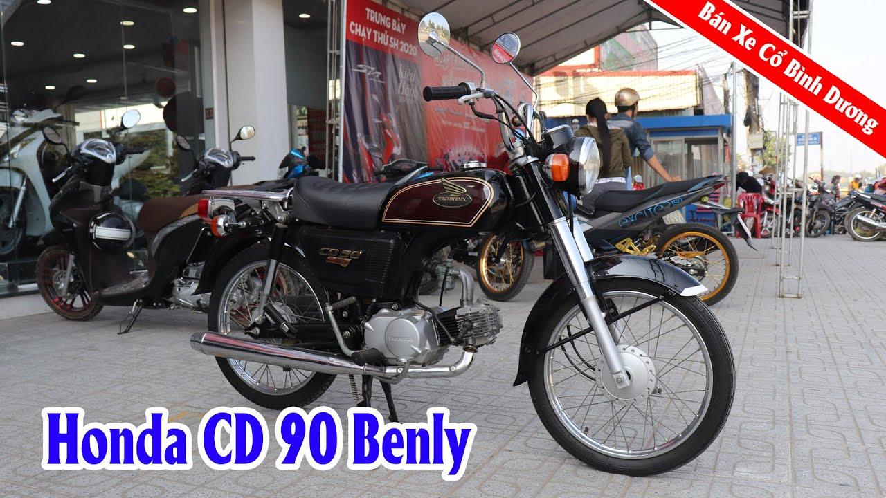 Bán Xe Honda CD 90 Benly Giá 86tr Tại Honda Giáp Bình Dương