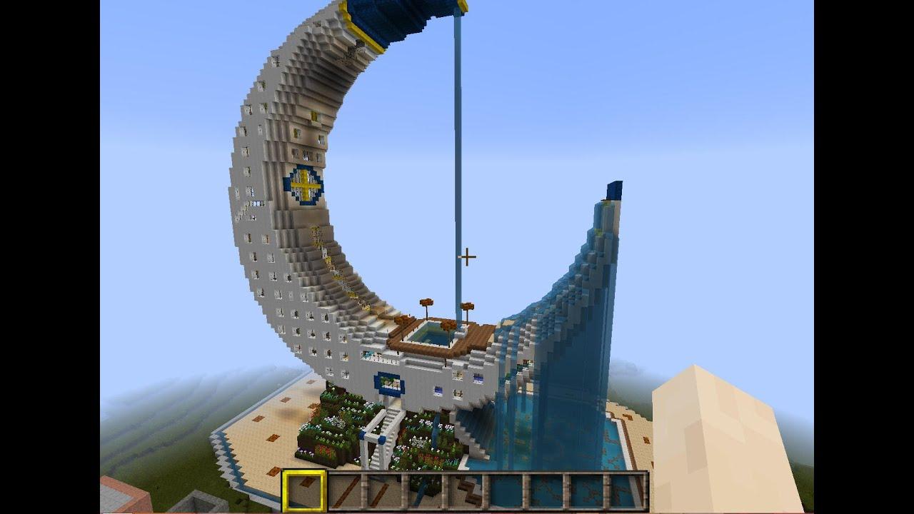 Minecraft Map Moon Island
