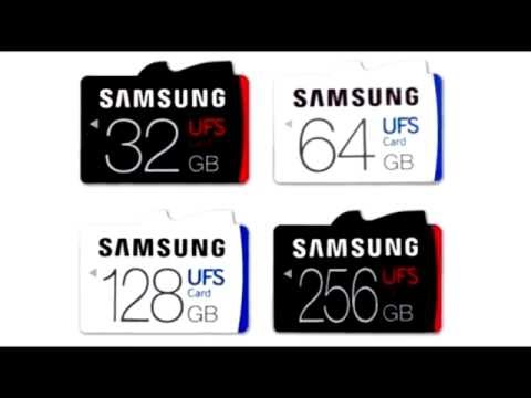 Samsung launches new Ultra Fast Storage (UFS) Cards