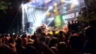 Raised Fist - Friends And Traitors @ Punk Rock Holiday 1.4 (Tolmin) 2014 live