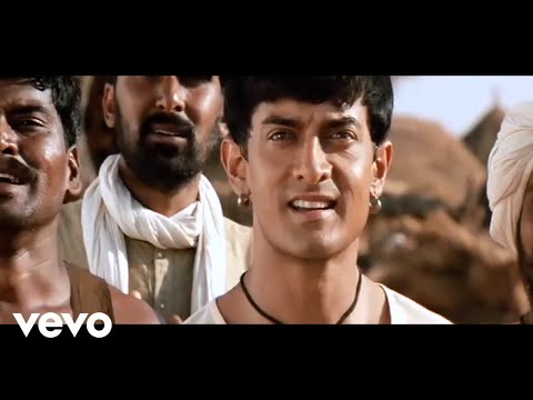Ghanan Ghanan - Lagaan | Lyric Video | Aamir Khan | A.R. Rahman