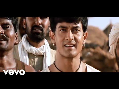 Ghanan Ghanan - Lagaan | Lyric Video | Aamir Khan | A.R. Rahman