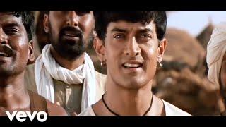 A.R. Rahman - Ghanan Ghanan Best Lyric Video|Lagaan|Aamir Khan|Udit Narayan|Sukhwinder