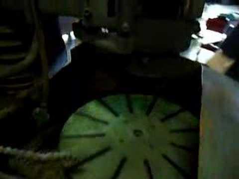 DCM Tech. Inc. 7000-5-3-A Flywheel Grinder