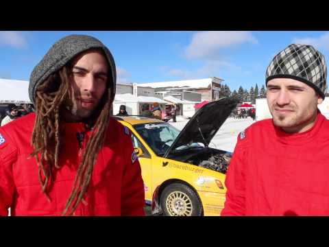 Speed Authority interview at Sno* Drift 2015