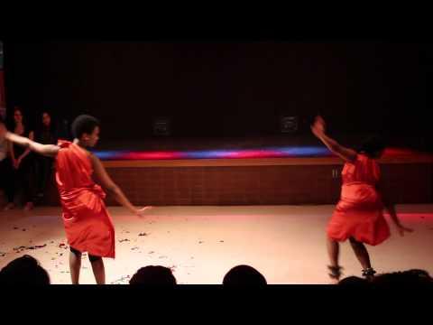 African Cultural Talent Show Ottawa U 2013 - Danse (Burundi)