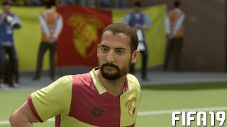 Göztepe FIFA 19 Faces & Ratings