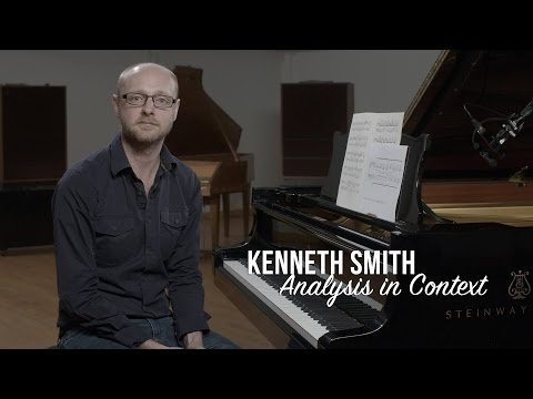 Analysis in Context  Kenneth Smith