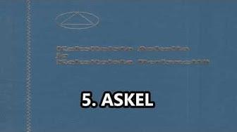 5.ASKEL /12 ASKELTA JA 12 PERINNETTÄ