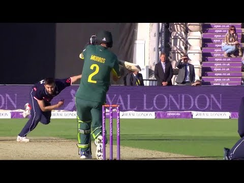 Best Last Over in ODI Cricket by Mark WOOD-England wins in the last over