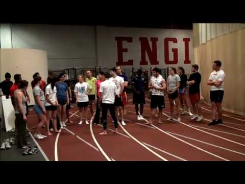 Running Clinic with Danny Abshire | MIT SP.235 Chemistry of Sports, Spring 2009