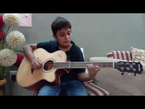 Ishq Wala Love    Student Of The Year   Ishq Wala Love on Guitar