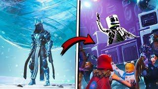 Los 8 MEJORES Eventos Que Han EXISTIDO En Fortnite!!!