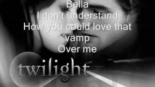 """The Bella Cullen Project - """"Vampwolf"""" karaoke"""