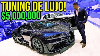 EL AUTO TUNING MAS CARO DEL MUNDO!