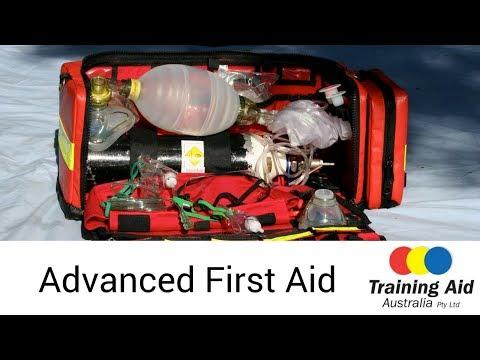 Advanced First Aid Training Course | Training Aid Australia Sydney