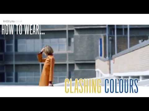 How to Wear Clashing Colours with Daisy Bevan