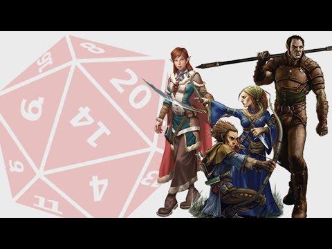 "Dungeons & Dragons – Episode 1 [Part 1]: ""The Adventure Begins"" | Tabletop Adventures"