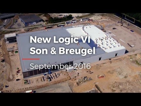 New Logic VI - Son en Breugel - Voortgang bouw september 2016