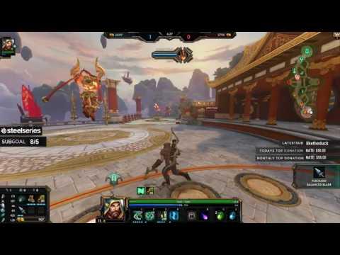 Smite: Grandmasters Duel! | Ullr vs Freya | #155