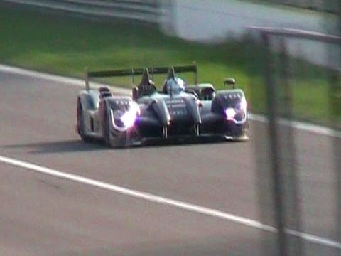 2010 Audi R15 TDI Plus LMP1 PURE SOUND!!