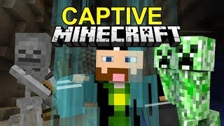 "Video Minecraft: CAPTIVE Minecraft! ""CAVEMAN RAGE!"" [Ep. 11] download MP3, 3GP, MP4, WEBM, AVI, FLV Januari 2018"