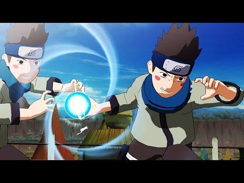 WTF TYPE OF GLITCH?! Konohamaru GAMEPLAY! ONLINE Ranked Match! Naruto Ultimate Ninja Storm 4