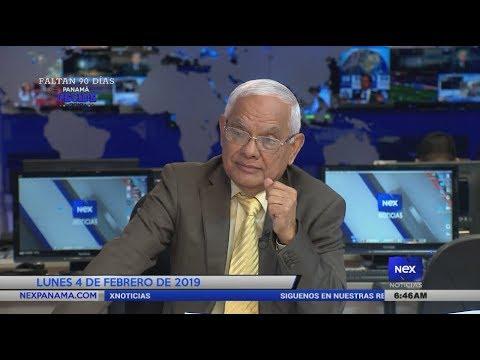 Análisis internacional del Ing. José I. Blandón Castillo | 04-02-2019