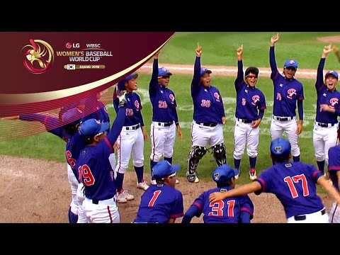 Chinese Taipei v Venezuela - Bronze medal game - Women