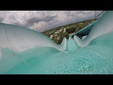 Florida Summer Fun At Aquatica Water Park With Around Orland