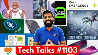 Tech Talks #1103 - iPhone 12 Pro Launch, Zoom Hacked, OLA Emergency, Oppo Ace 2 5G Launch, PUBG