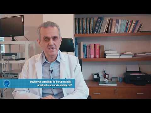 Deviasyon ameliyatı ile burun estetiği ameliyatı aynı anda olabilir mi? | Prof. Dr. Erol EGELİ