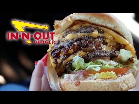 Thumbnail: EAST COAST EATS In-N-Out Burger