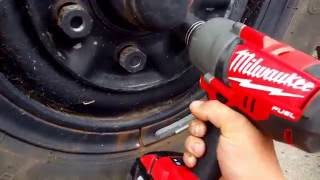 Milwaukee  M18 CHIWP12 FUEL BRUSHLESS  impact  wrench 1/2