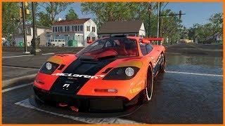 The Crew 2 McLaren F1 Pro Settings