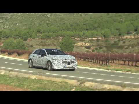 2018 Mercedes-Benz A Class Spy Video