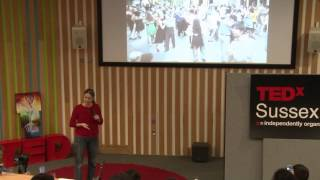 Dance Tango Life | Margarita Steinberg | TEDxSussexUniversity