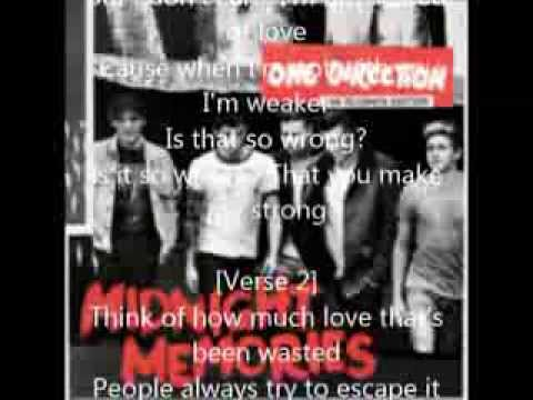 One Direction Midnight Memories Full Album + LYRICS!