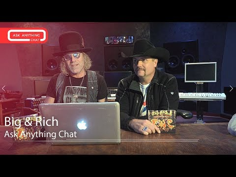 Big & Rich Talk About The Muzik Mafia Bling Rings & Twix Bars.  Watch Part 2