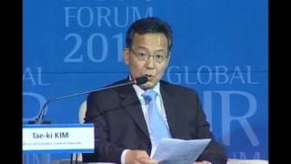 GHR Forum 2010: Plenary Session 4: Innovation Economy to Quality Jobs Towards Sustainable Growth